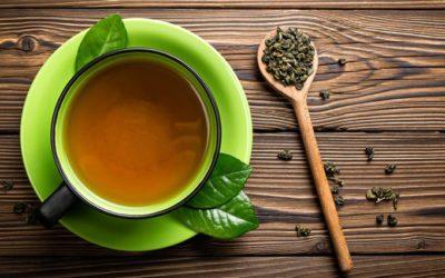 11 benefitov zeleného čaju o ktorých si nevedel