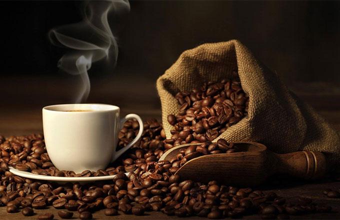 Dajte káve a zdraviu zelenú.