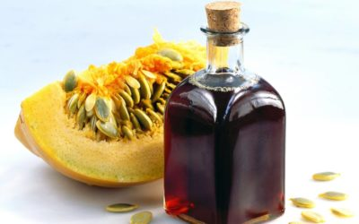Tekvicový olej: sila jesene aj u vás doma