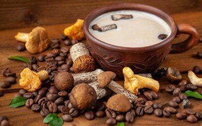 Káva s Reishi: nápoj bohov vo vašom hrnčeku