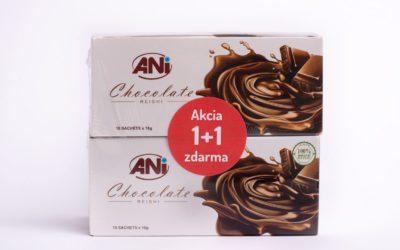 Čokoláda s Reishi: nápoj, ktorý spomaľuje čas.