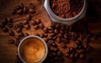 Mletá káva s Reishi: dúšok zdravia a energie