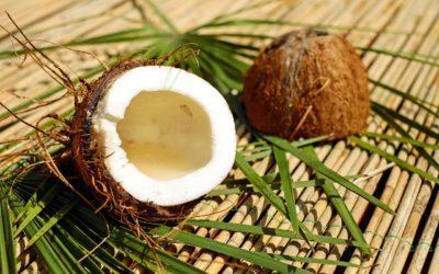 Skvelé účinky kokosového oleja!